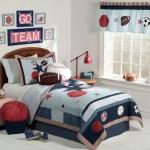 Оформление комнаты декоративными мячами-подушками