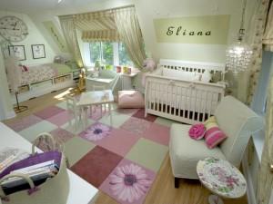Комната для 2 девочек разного возраста