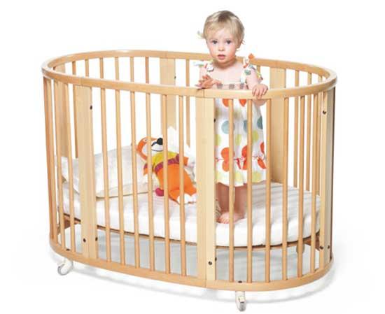 Кроватка-манеж для ребенка до 1,5 лет
