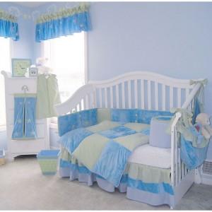 Кровать-трансформер для комнаты новорожденного