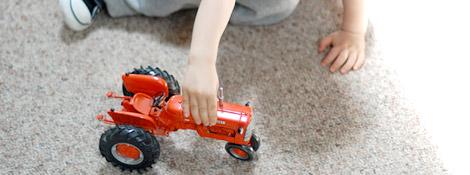 Игрушки для детей: как выбрать, с чем играть?: Читать далее