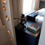 Тумба в комнате для мальчиков
