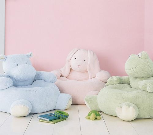 Забавные кресла для малышей