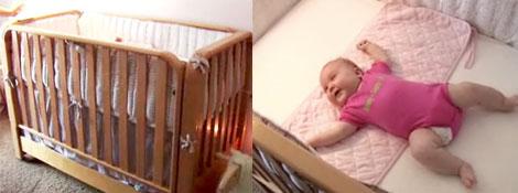Как сделать спальню малыша безопасной: Читать далее