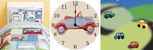 Различные аксессуары автомобильной тематики