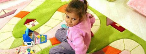 Правильный уход за коврами в детской комнате: Читать далее