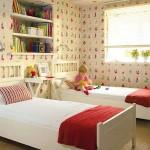 Комната для 2 мальчиков в пастельных тонах