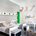 Современный дизайн комнаты 2-х сыновей