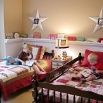 Комната для маленьких мальчиков - кровати