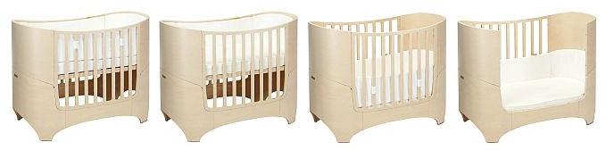 Кроватка для новорожденного от Danish by design