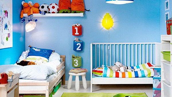 Комната для брата и сестры с разницей в возрасте