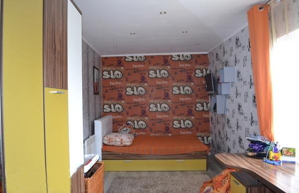 Стены в детской в хрущевке