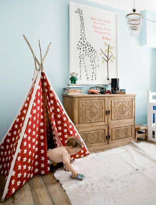 Игровая палатка для малыша