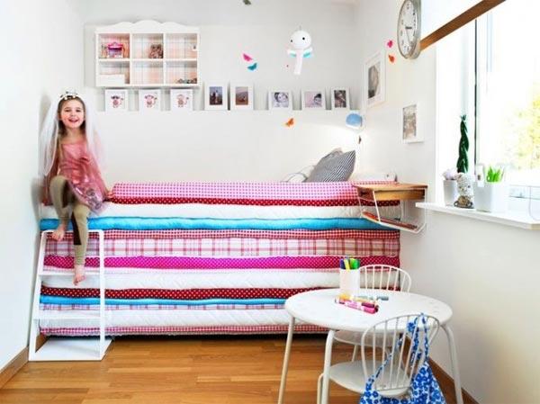 Комната в стиле принцессы на горошине