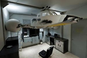 Комната для мальчика с дизайном в стиле звездных войн