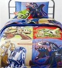 Постельное белье с сюжетами звездных войн