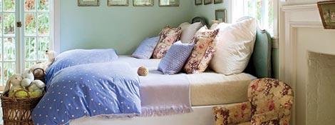 Детская комната в стиле прованс: Читать далее