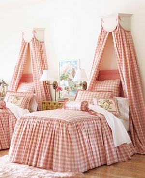 Нежно-розовые цвета в стиле прованс