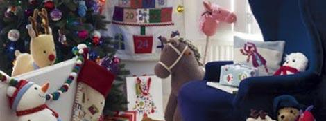 Новогоднее оформление комнаты ребенка: Читать далее