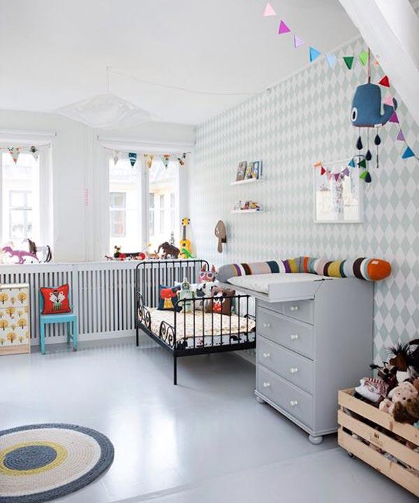 Фото дизайны маленьких детских комнат