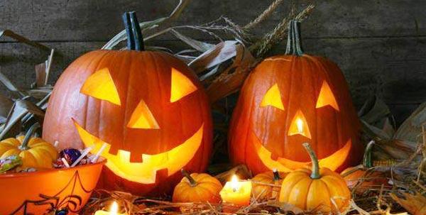 Тыквы - один из главных символов Хэллоуина