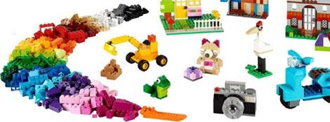 Какое Lego купить ребенку?: Новое на сайте