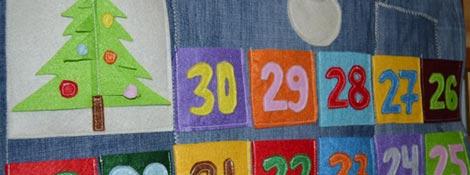 Адвент-календарь своими руками: Читать далее