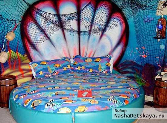 Кровать-раковина