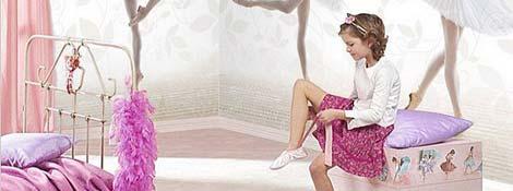 Комната балерины: изящество и грация: Новое на сайте